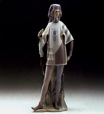 Herald Lladro Figurine