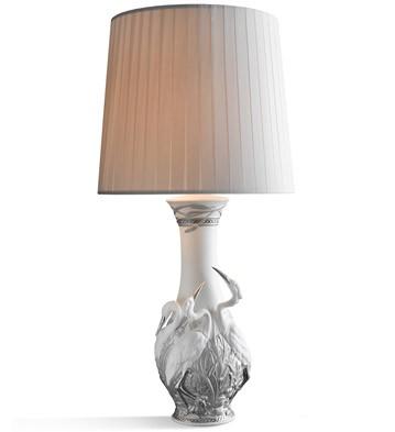 Herons - Lamp (us) Lladro Figurine