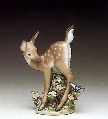 Hi There! Lladro Figurine