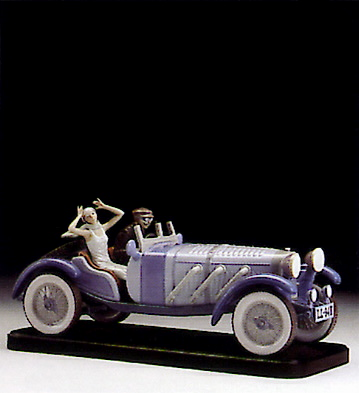 High Speed (l.e.) (b) Lladro Figurine