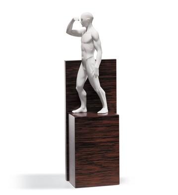 Higher Lladro Figurine