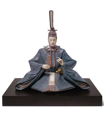Hina Dolls - Emperor Lladro Figurine