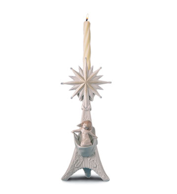 Holiday Light Lladro Figurine