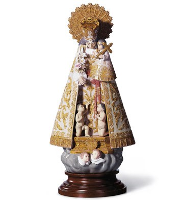 Holy Mary Lladro Figurine