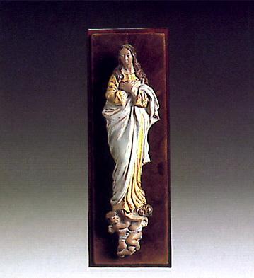 Holy Virgin -b- Lladro Figurine