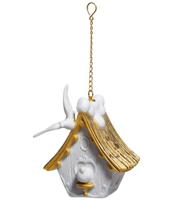 Home Sweet Home (re-deco) Lladro Figurine