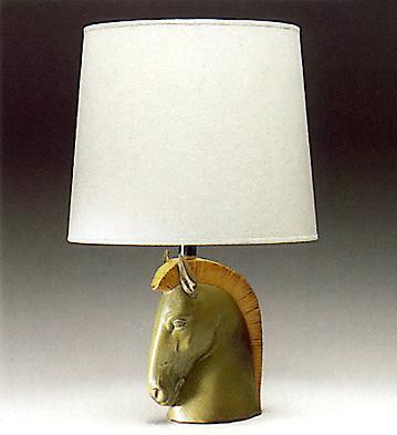 Horse Head (lamp) Lladro Figurine