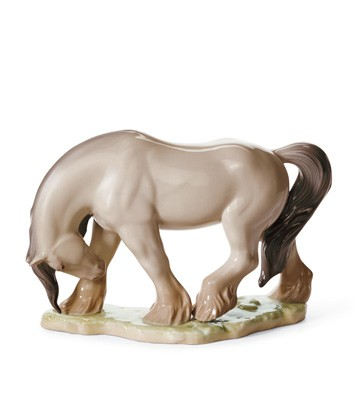 Horse II Lladro Figurine
