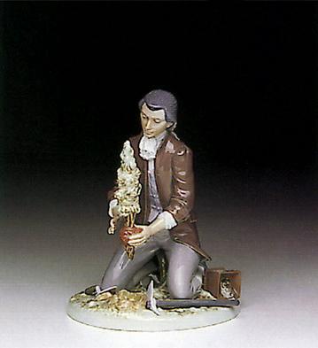 Horticulturist Lladro Figurine