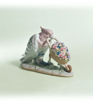 How Skillful! Lladro Figurine