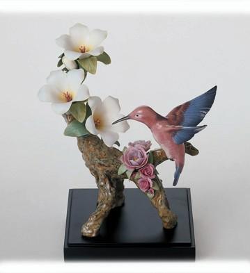 Hummingbird Lladro Figurine