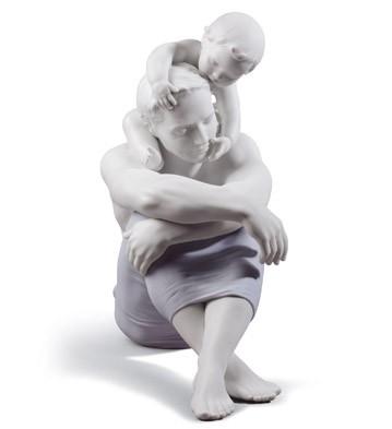 I Love You, Dad Lladro Figurine