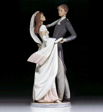 I Love You Truly Lladro Figurine