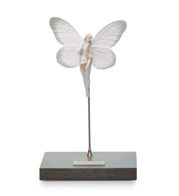 Ideopsis Gaura Lladro Figurine
