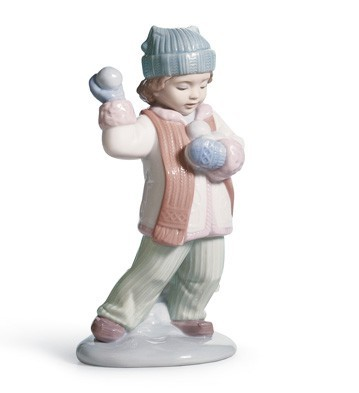 I'll Get You! Lladro Figurine