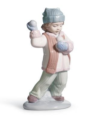 I'll Get You! Lladro Figurine