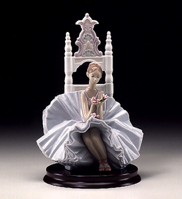 In Admiration Lladro Figurine