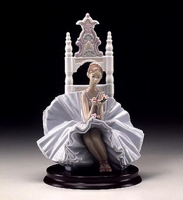 In Admiration Lladro Figurine