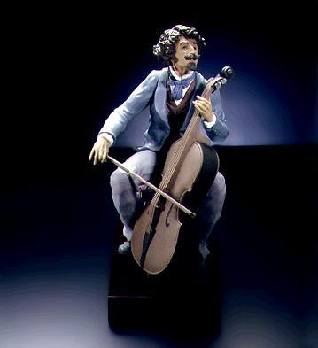 In Concert (l.e.) (b) Lladro Figurine