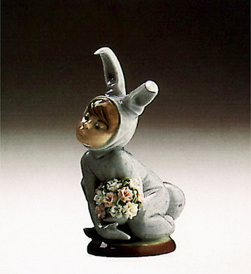 In The Meadow Lladro Figurine