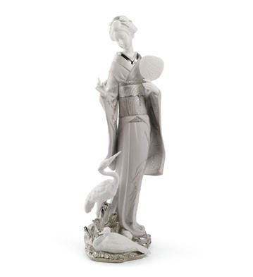 In Touch With Nature (re-deco) Lladro Figurine