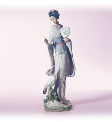 In Touch With Nature Lladro Figurine