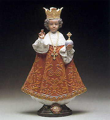 Infant Of Cebu (l.e.) Lladro Figurine