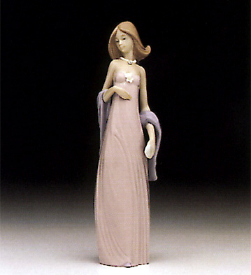 Ingenue Princess House Sp Lladro Figurine