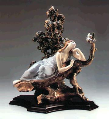 Inspiration (l.e.) (b) Lladro Figurine