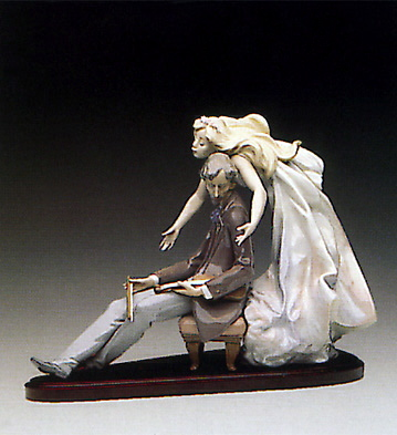 Inspiring Muse(b) Lladro Figurine