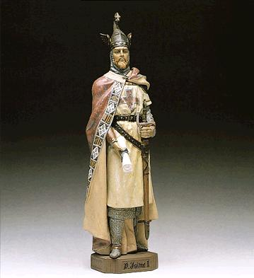 Invincible (l.e.) Lladro Figurine