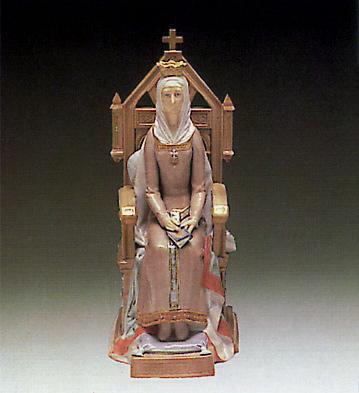 Isabel De Castilla Lladro Figurine