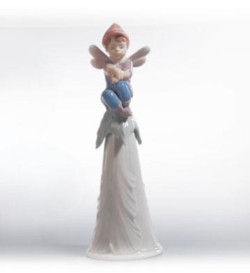 It's A Boy! Lladro Figurine