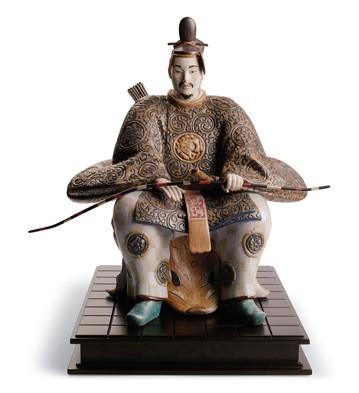 Japanese Nobleman I Lladro Figurine