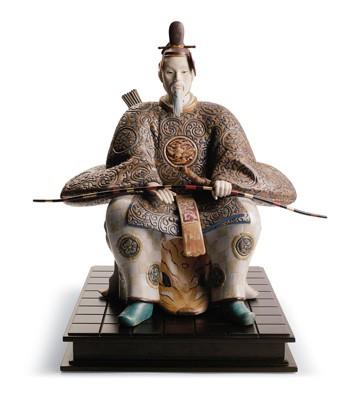 Japanese Nobleman Ii Lladro Figurine