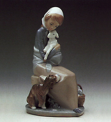Jealousy Lladro Figurine