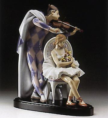 Jester's Serenade (l.e.) Lladro Figurine