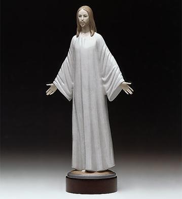 Jesus (b) Lladro Figurine