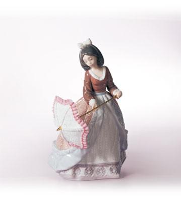 Jolie Lladro Figurine