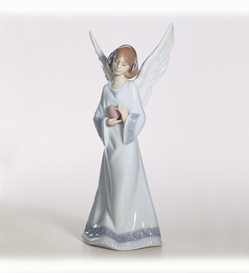 Joy In My Heart Lladro Figurine