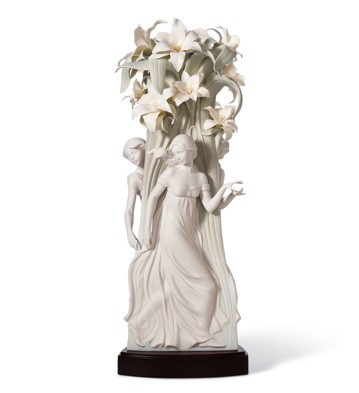 Joyful Nymphs Lladro Figurine