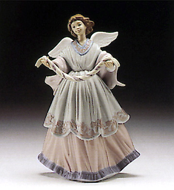 Joyful Offering Lladro Figurine