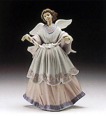 Joyful Offering Lladro Figurine