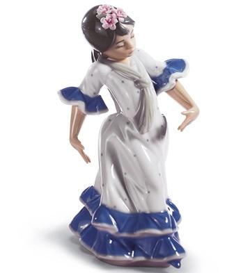 Juanita Lladro Figurine