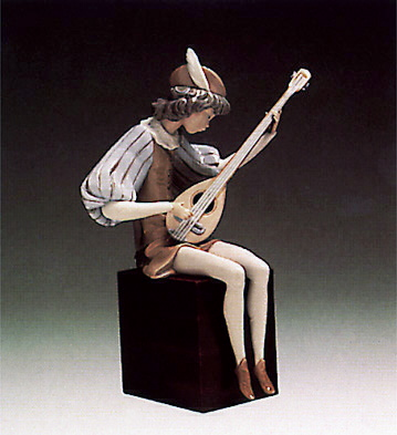 Juggler Sitting (b) Lladro Figurine