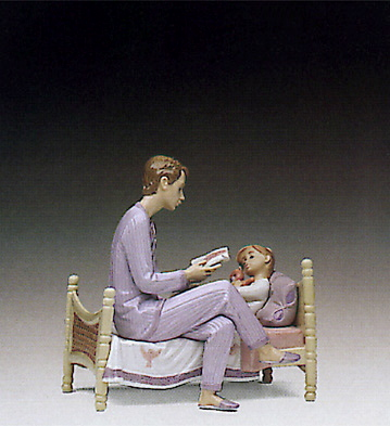 Just One More Lladro Figurine