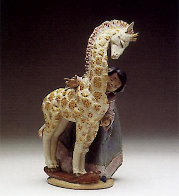 Just Us Lladro Figurine