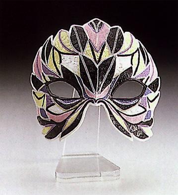 Kaleidoscope Mask N.7 Lladro Figurine
