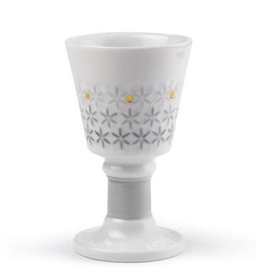 Kiddish Cup Lladro Figurine