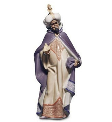 King Balthasar Lladro Figurine